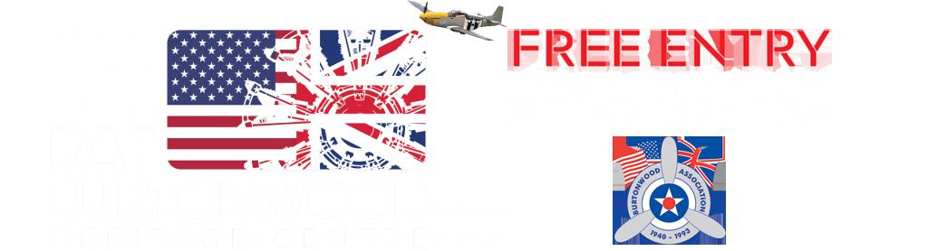 RAF Burtonwood Heritage Centre Logo